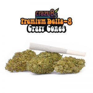 Crazy Cones D8 Pre rolls