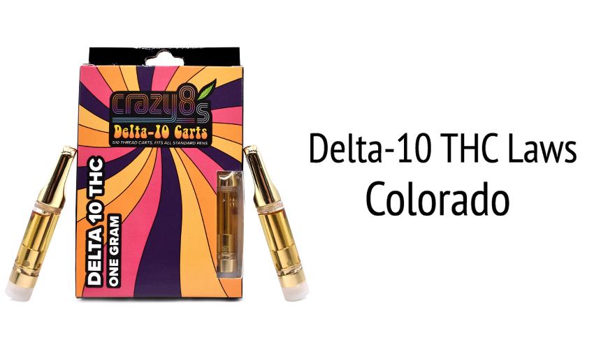 Delta 10 Colorado
