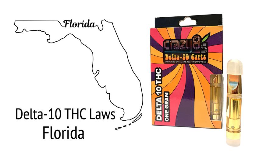 Delta 10 Florida
