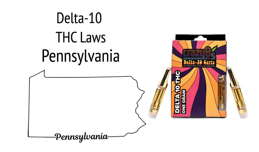 Delta 10 Pennsylvania