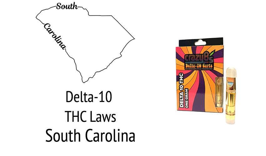 Delta 10 South Carolina