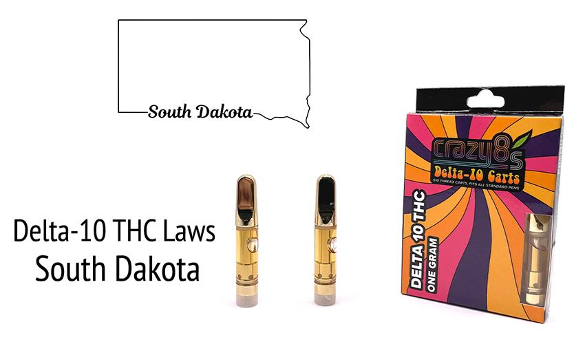 Delta 10 South Dakota
